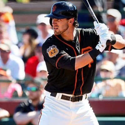 Steven Duggar batting lefthanded