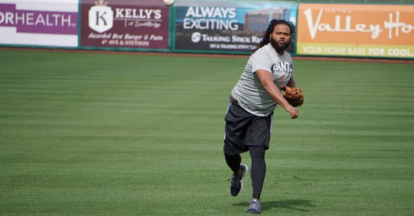Cueto in early spring training